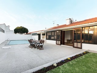 Comfortable single storey beach Villa