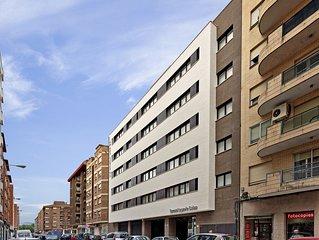 Apartamentos Sercotel Logroño Suites