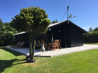 Newly renovated holiday home on a nice large plot with space for cozy and playfu