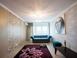 Beautiful 2 rooms apartment in center Galati and near Danube