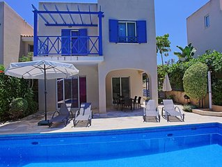 Private pool, A/C, roof terrace, stunning views