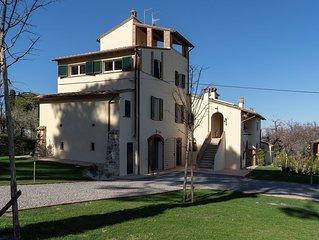 Beatrice - Alloggio di charme in casale d'epoca vicino Montepulciano