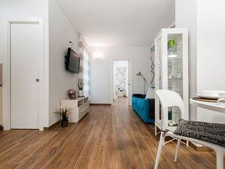 Residenza 1955 unisce eleganza e raffinatezza a tratti moderni e sofisticati.