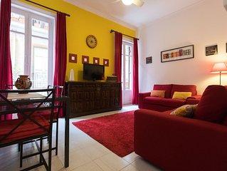 Casa Soliva - appartamento al centro di Palermo