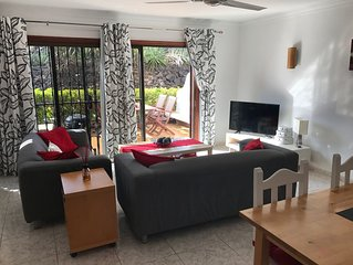 Modern apartment with Shared Pool, WIFI and views to Tiede and the Sea