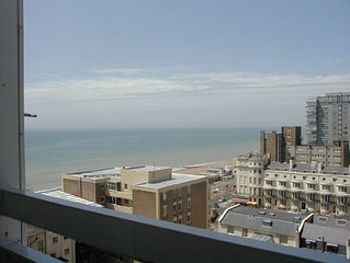 Brighton a penthouse balcony apartment in a central seafront location to sleep 8