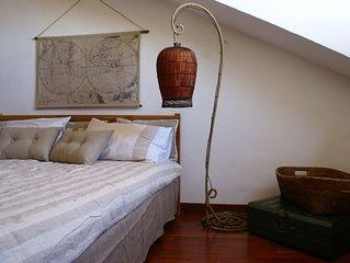 Corto Maltese's cabin