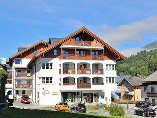 Classic Apartment near Ski Area in Leogang