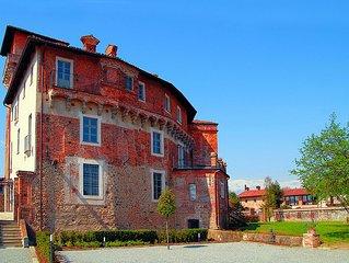 Modern Cottage in Biella near Town Center