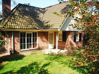 Vlinderhuisje Beekbergen, Luxe 6 persoons stenenhuisje