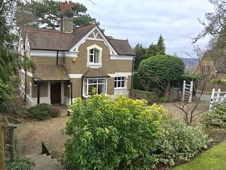 Stunning 3 bedroom character lodge in Berkhamsted