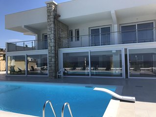 SPECIAL WINTER OFFER Luxury  villa with amazing views in a stunning location
