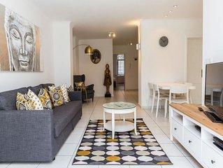 Brand new 1 bedroom apartment with dependance, EU quartier