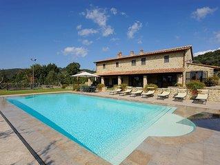 Villa Trasimeno Delux