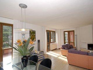 elegante e spazioso appartamento a pochi passi dalle spiaggie più belle