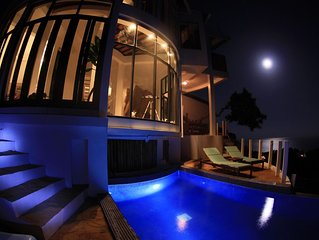 Top of the Rock Pool Villa, Koh Tao -  3BR -  Sleeps 8