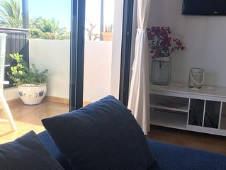 Private, two bedroom Apartment. With wifi, and satellite Tv.