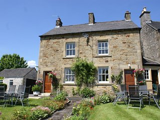 Beech Cottage, centrally situated in the village of Hartington