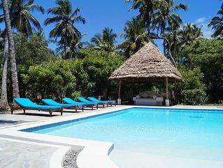 Kiboko Nyumba - Spacious Villa With Private Pool