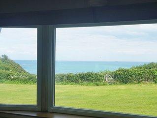 Fantastic sea views!