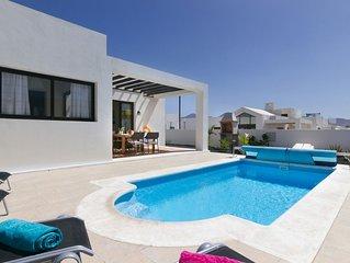 Villa 3 slaapkamers met privaat zwembad