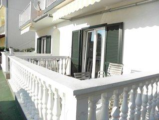 Ferienwohnung VK  A1(4+4)  - Brodarica, Riviera Sibenik, Kroatien
