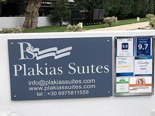 Plakias Luxury Seafront Suite