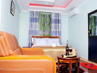 A wonderful Executive Room perfect wail in Arusha.