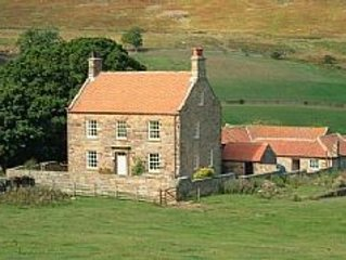 Detached Farmhouse in Idyllic Location with Spectacular Views