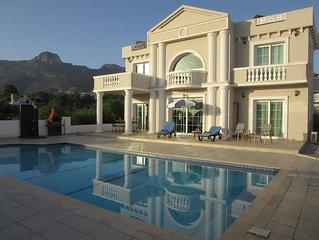 Farawayvillas Stunning 170m2 Villa Private pool Sea & mountain view Close to sea