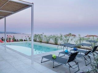 A casa di Giò, villa con piscina