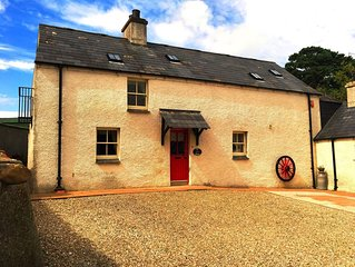 The Stable at Magheramore Courtyard in the scenic Roe Valley