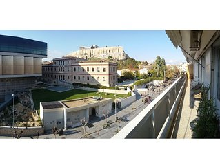 Apartment 150sq.m right in front of Acropolis!!