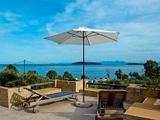 Mitikas Sunny Villa With Amazing Sea Views