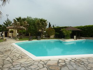 Villa with private pool near Oria