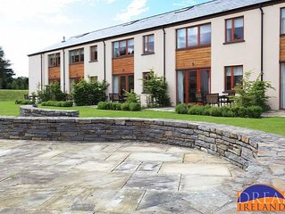 3 bedroom luxury townhouse adjacent to Sheen Falls Lodge Hotel