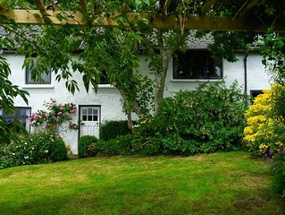 Dog and family friendly large countryside cottage, close to the coast