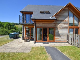 This perfectly located modern and spacious cottage has plenty of outside space,