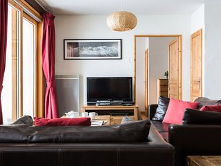 Paradis 1 - New apartment in Chamonix centre, walkable to pistes