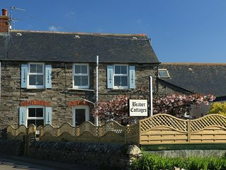 Pet and family friendly self catering cottage near to Tintagel