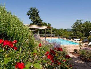 Vacanze in un ex Convento in Umbria a 15' da Perugia, al confine con la Toscana