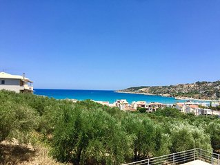 Almyrida Apartments, Large pool, 5 minutes walk from beach
