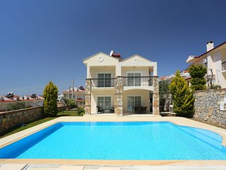 Luxury Villa With Large Pool And Panoramic Views Of The Babadag Mountains