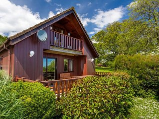 E31 - Tamarisk Lodge, Situated in Portscatho, Cornwall
