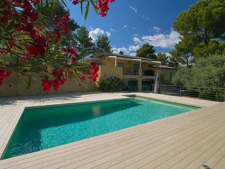 Luxury Villa with Private Pool in Figanières Provence