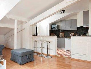 Charmant appartement dans une maison basque