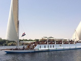Discover the River Nile and have a grand vacational experience