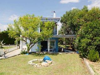 R03 Villa in Flogita Halkidiki