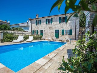 Authentic holiday home with private pool and outdoor kitchen, Vrsar and beach 6