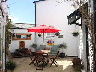 A hidden gem 2 bedroom cottage tucked away near Deal Castle